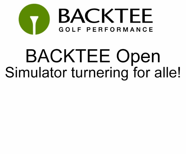 Backtee Open